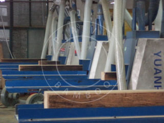 tempered bamboo cutting machinery