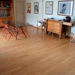 living room kitchen bamboo flooring