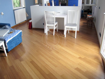open space flooring renovation