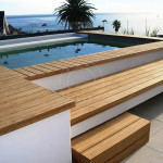 outdoor bamboo cladding