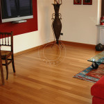 parquet bamboo verticale
