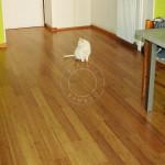 ristrutturazione pavimento bamboo