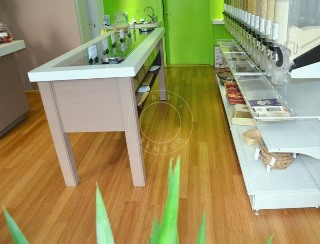 prefinished carbonised bamboo